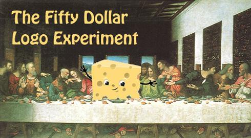 The 50 Dollar Logo Experiment